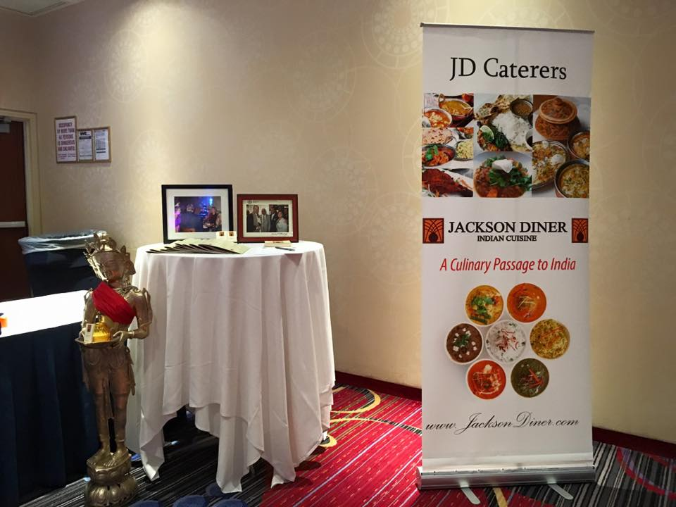 JD Caterers Banner